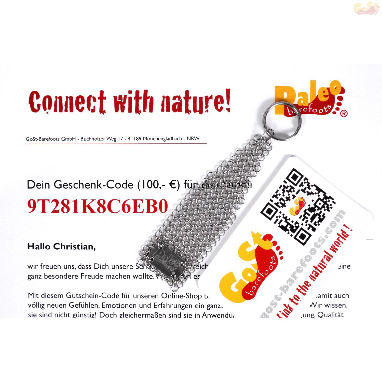 Geschenke online code