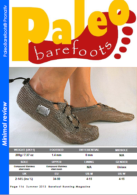 Click here for original review by BarefootRunningUK!