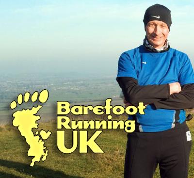 Ian Hicks Barefoot Running UK