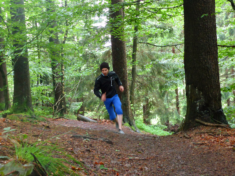Paleos® If you want to feel your trail at every step!