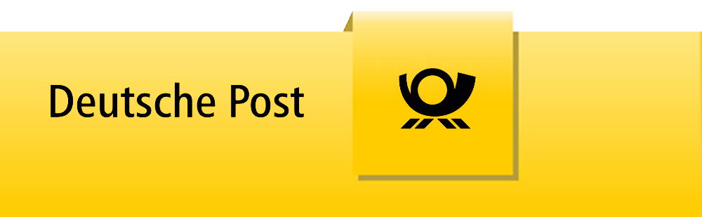 Deutsche Post (nur international bis 0.7 kg)