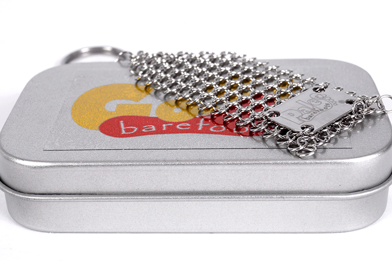 Paleos®KEY-CHAIN incl. metal can