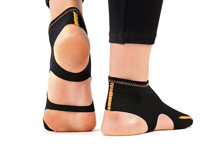 Ptrotectores de forro Paleos®X-COLOR (dedos de los pies cubiertos)