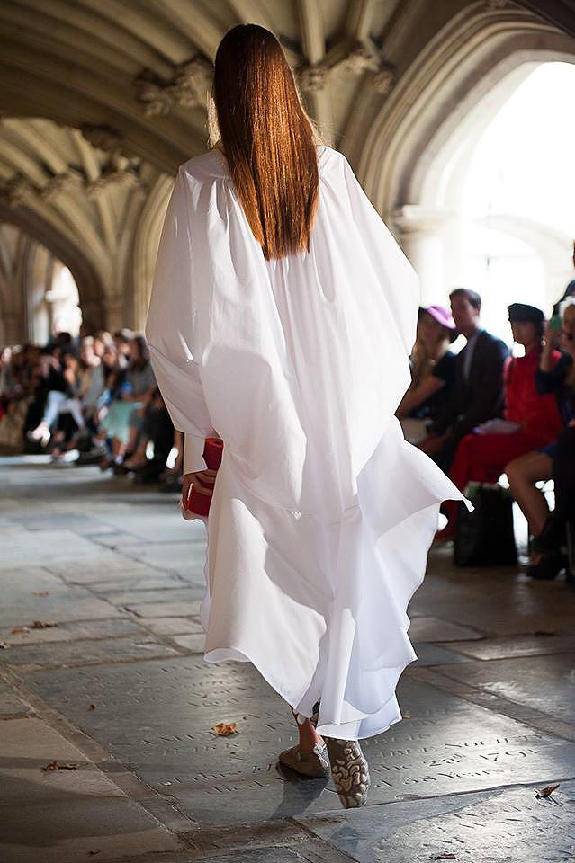 Paleos®X-COLOR at London Fashion Week
