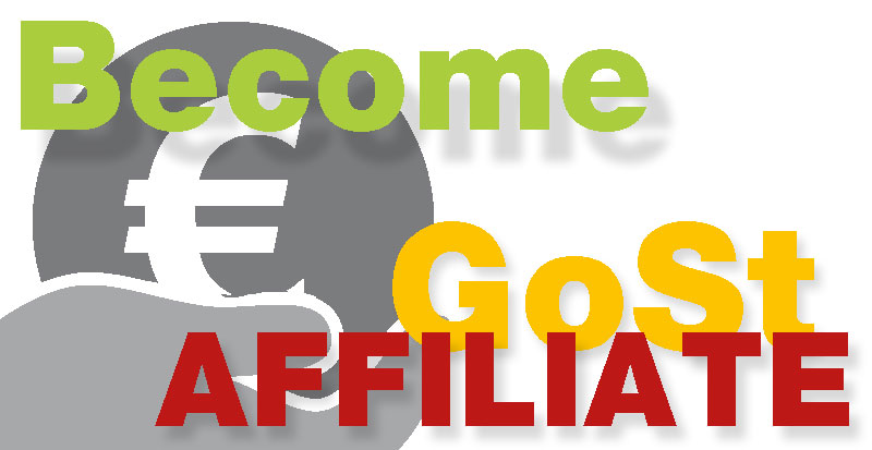 Become (Affiliate) GoSt-Marketing-Partner